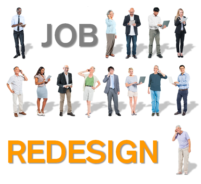 Redesigning Jobs for Mature Workers